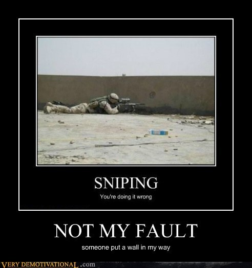 wtf sniper wall - 6997636352