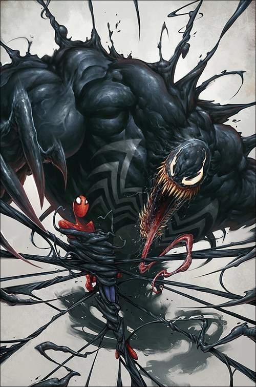 Venom Just Gets Bigger & Bigger