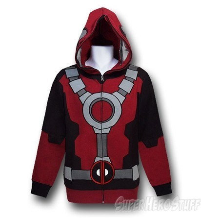 hoody deadpool awesome wallet - 6997797376