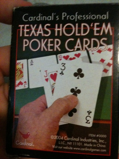 cards cheating poker