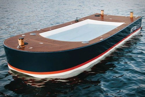 desogn relaxing hot tub boat - 6998071808