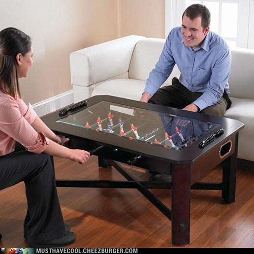 game coffee tables foosball