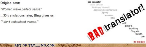 Bad Translator sense truth girl - 6999320832