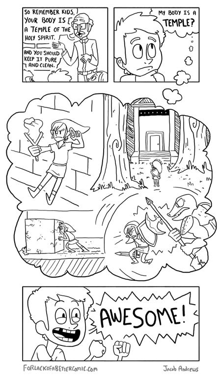 link the legend of zelda water temple video game - 6999478528