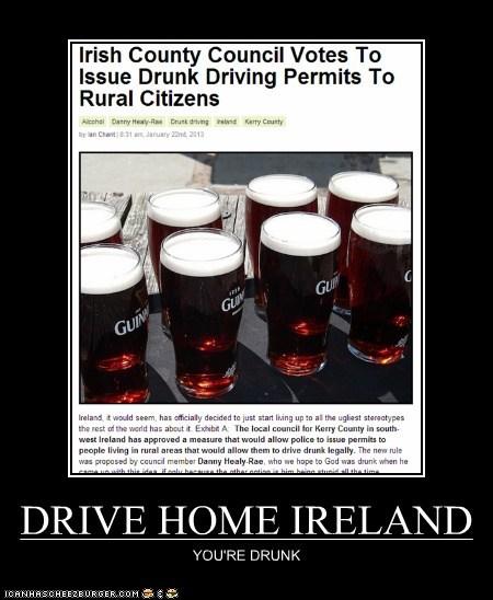 DRIVE HOME IRELAND