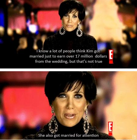 the kardashians kristen wiig kris jenner TV SNL funny