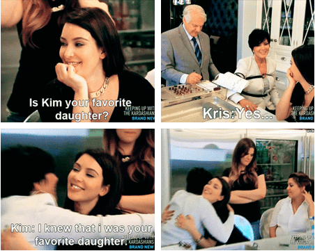 Keeping Up With the Kardashians kris jenner kim kardashian reality tv funny - 6999926016