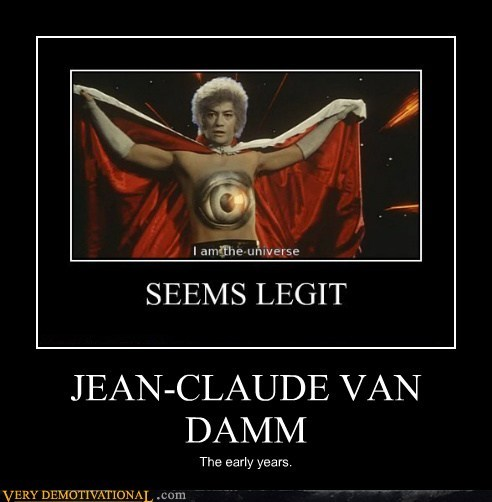 wtf Movie Jean-Claude Van Damme - 6999975424