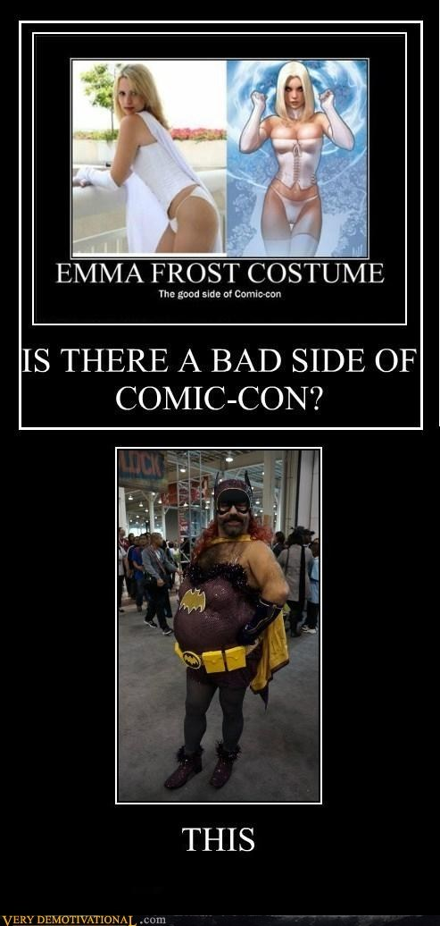 cosplay,comic con,emma frost,bad side,costume