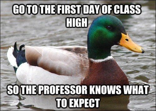expectations,high,advice ducks