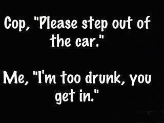 And That's How I Got a DUI