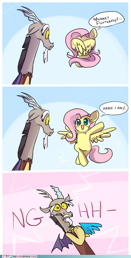 Where's Fluttershy?