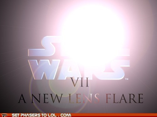 JJ Abrams,lens flare,star wars,episode 7