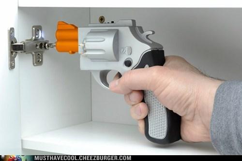 screwdriver battery powered gun - 7002071296