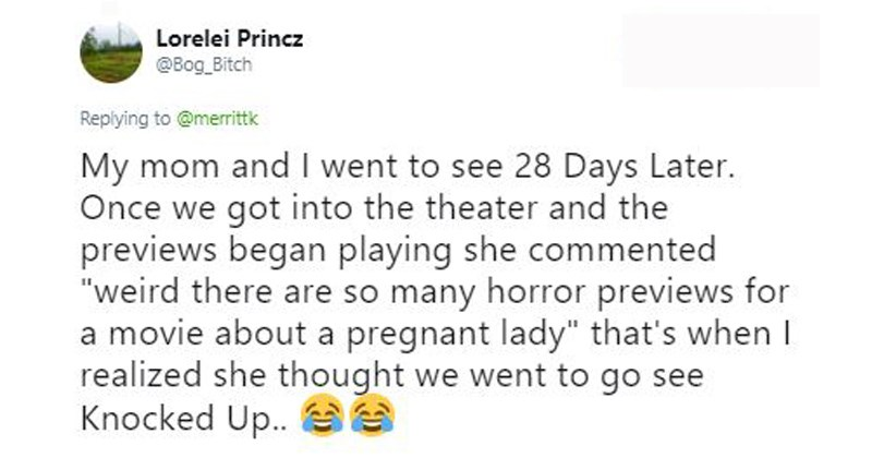 cringey twitter wtf cringe Awkward movies uncomfortable funny tweets parents hot tub time machine saving silverman lady bird The Girl with the Dragon Tattoo but i'm a cheerleader 28 days later - 7002373