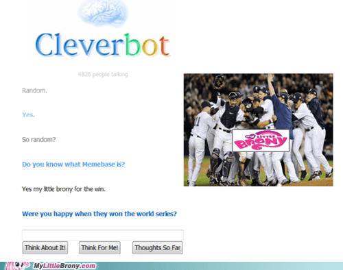 baseball meta Cleverbot memebase MLB - 7002787328