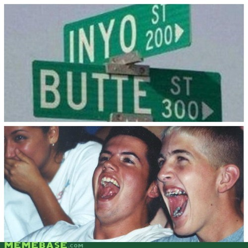 Funniest Intersection Ever