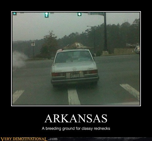 car,arkansas,rednecks