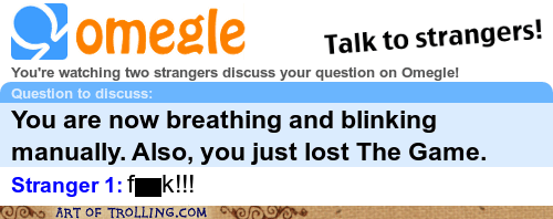 Omegle the game - 7003224576