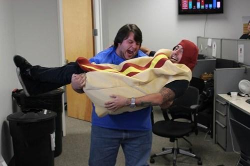 hotdog costume wieners - 7004160256