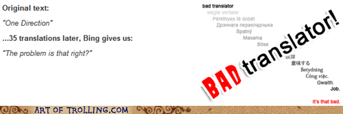 one direction Bad Translator problem - 7004563200