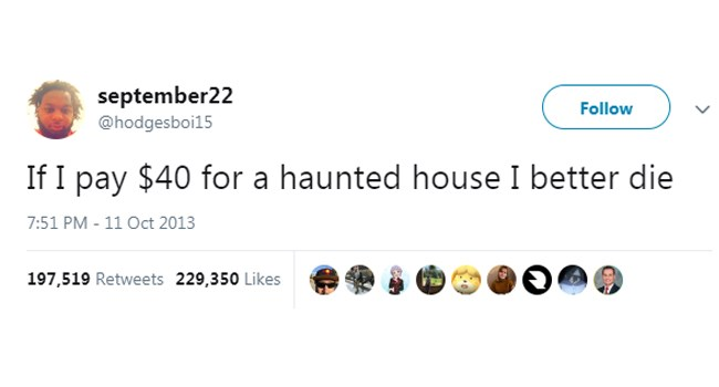 halloween tweets funny tweets - 7004677