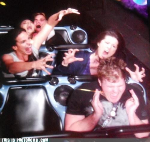 rollercoaster Zombieland - 7005458432