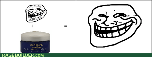 trollface face cream its-super-effective - 7006199552