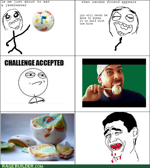 jawbreaker Challenge Accepted yao ming - 7006204928
