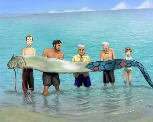 milotic wtf fishing art Professors - 7006269952