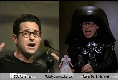 Rick Moranis JJ Abrams TLL spaceballs lord dark helmet - 7006342656