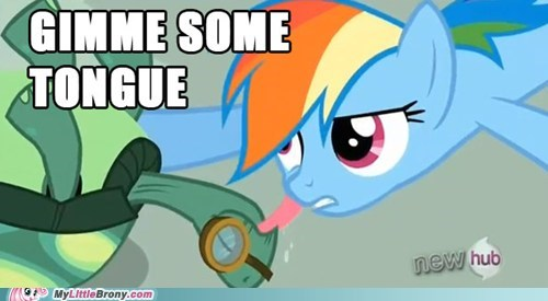 daww,tongue,tank,rainbow dash,filly