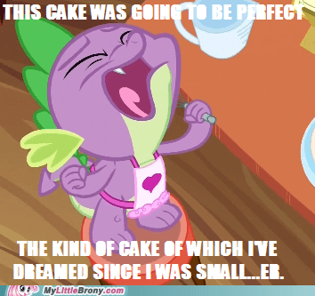 spike,gems,this day aria,gem cake