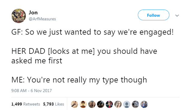 relationship tweets that are the funniest we found