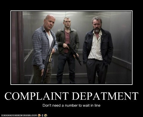 complaint department,guns,bruce willis,die hard,jai courtney