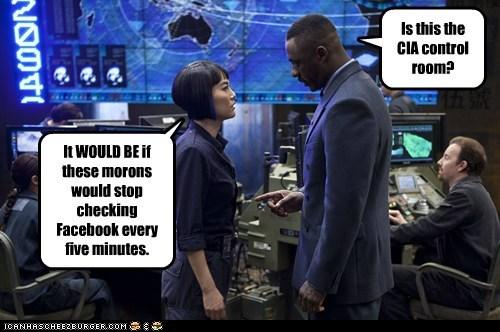 Idris Elba rinko kikuchi control room mako mori cia stacker pentecost facebook pacific rim - 7008276736