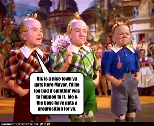 town the wizard of oz the lollipop guild offer you can't refuse munchkins mafia threat - 7008905984