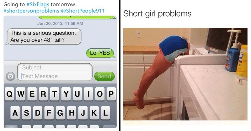 15 Short Girl Memes That Are Depressingly Relatable Memebase