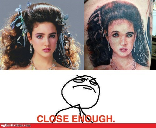 jennifer connelly,Close Enough,labyrinth