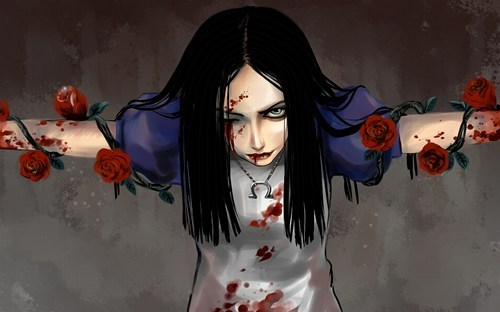Fan Art Alice Madness Returns video games - 7009769216