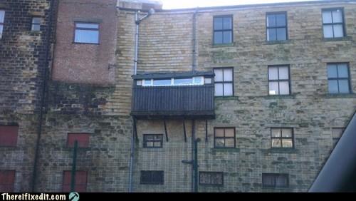 scaffolding facade burnley building apartment - 7009794304