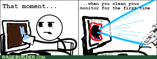 shoop da woop,monitor