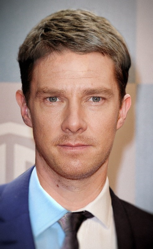 benedict cumberbatch,shoop,Martin Freeman,actor,face swap