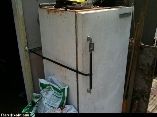 cold refrigerator fridge