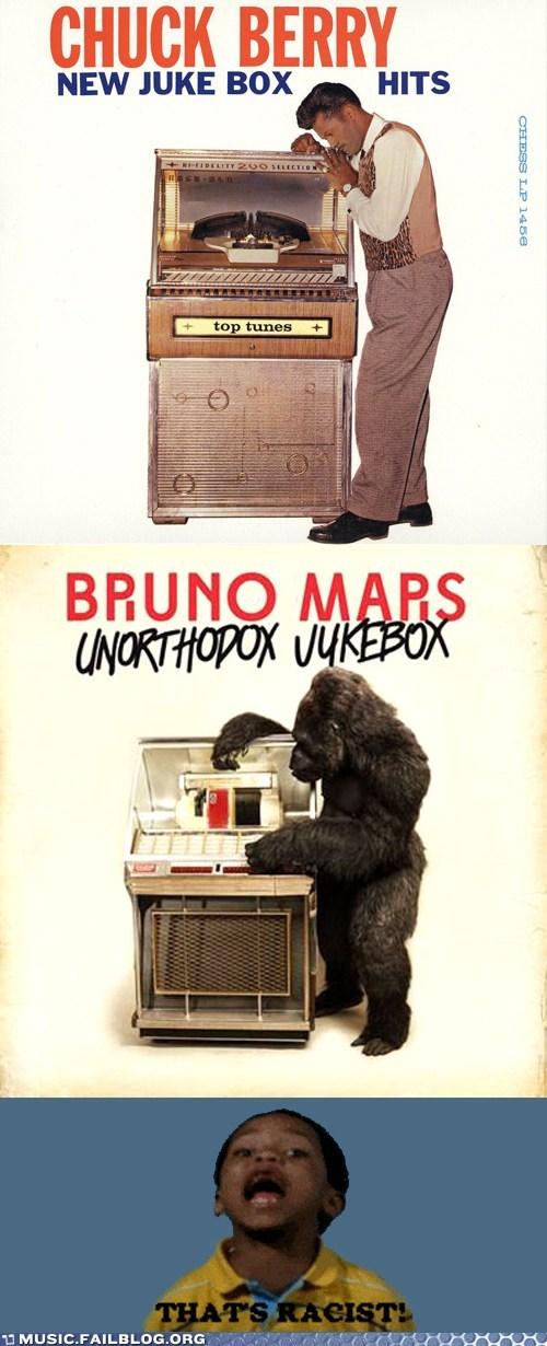 chuck berry bruno mars gorilla - 7012595712