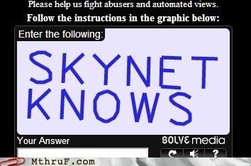 captcha terminator skynet robots - 7012850176