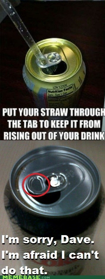 FAIL life hacks straw re-frames - 7012861440