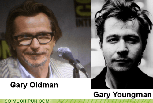 old surname Gary Oldman literalism opposites young suffix - 7013320704