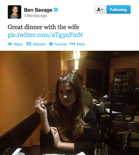 twitter actor ben savage boy meets world tweet funny - 7013323776