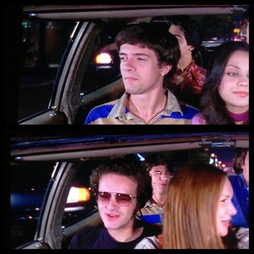 mila kunis actor TV topher grace that 70s show - 7013365760